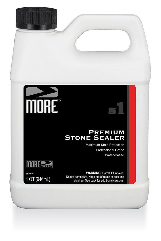 MORE Premium Stone Sealer - Quart